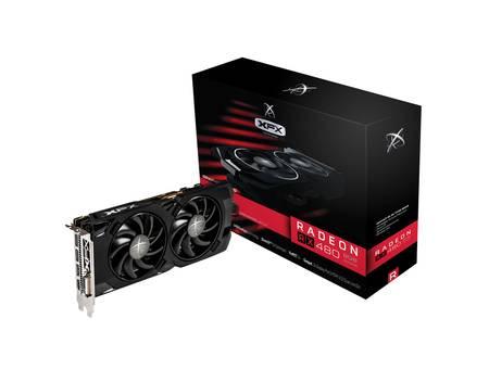XFX Radeon RX 480 RS mit 8GB Grafikkarte