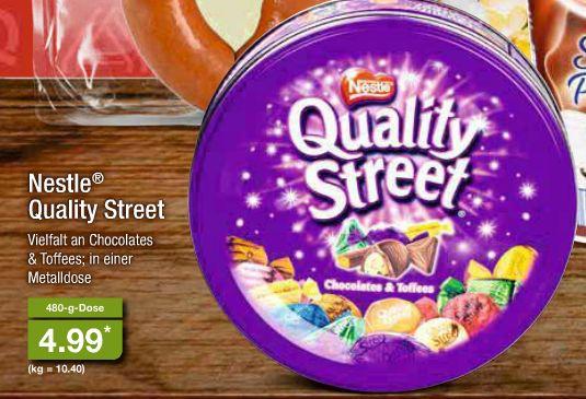 [Aldi Nord; 30.09 & 01.10] Quality Street Pralinen und Toffees Dose 480g 4,99€