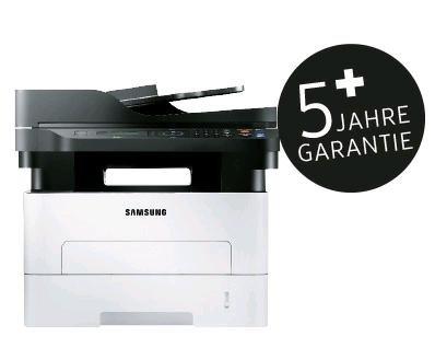 5 Jahre Garantie auf Samsung Drucker