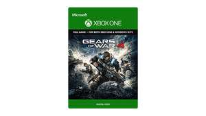 [Microsoft US] Gears of War 4  Download + 10 USD Geschenkkarte - Xbox One / Win10