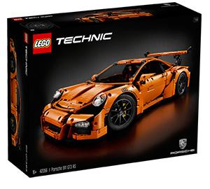 Nur heute 20% Rabatt auf alle Spielwaren bei [Real] z.B. Lego Technic Porsche 42056 für 287,20€ statt ca. 300€