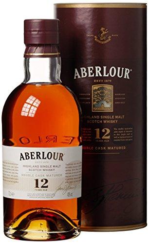 [Amazon Tagesangebot] Aberlour 12 Jahre Highland Single Malt Scotch Whisky (1 x 0.7 l)
