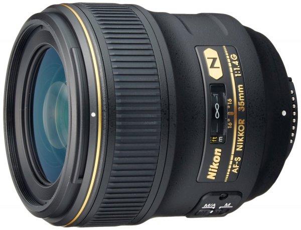 Nikon 35mm 1.4