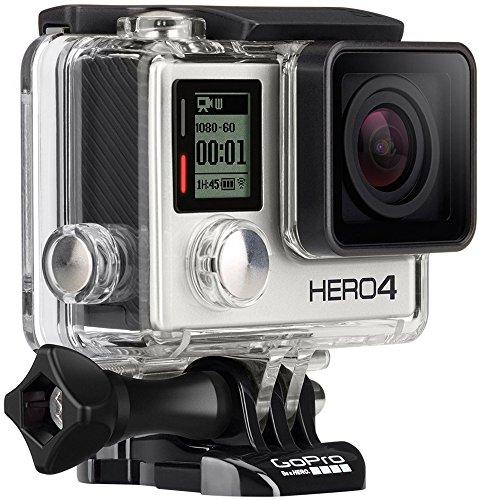 GoPro HERO4 Silver, 299€ bei AMAZON