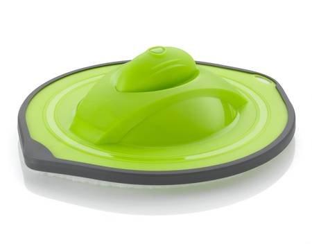 Comag Z7700 Staubwischroboter, mit waschbarem Staubpad, 3-farbige Kontrollleuchte, Grün für 19,95€ @ Allyouneed (Satchef)