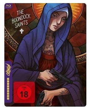 The Boondock Saints (Mondo Steelbook) (2x Blu-ray) für 14€ (MediaMarkt)