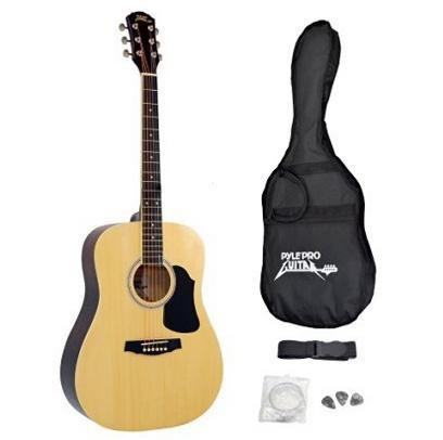 (Amazon) Pyle-Pro PGA20 Akustikgitarre (106,7 cm / 42 Zoll) für 30,14€