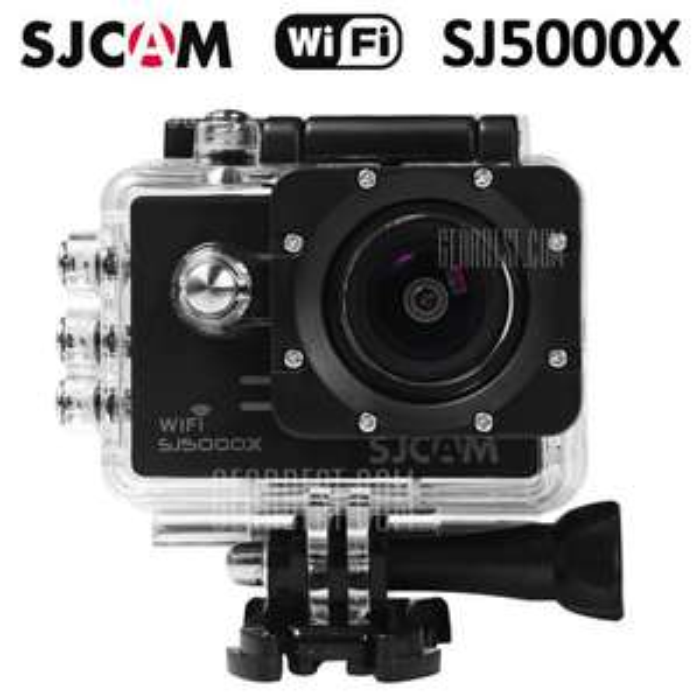 [Gearbest] SJCAM SJ5000X 4K Action Camera (Elite Edition)