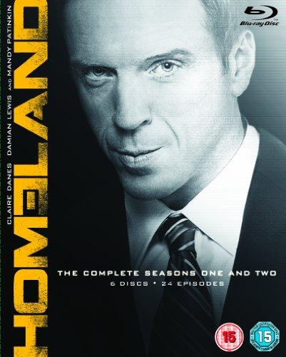 Homeland Season 1 & 2 Blu-ray Set [Amazon.co.uk]