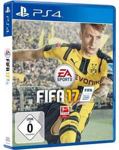 FIFA 17 (PS4) für 39,50 [Otto NK-Gutschein+5%+Shoop]