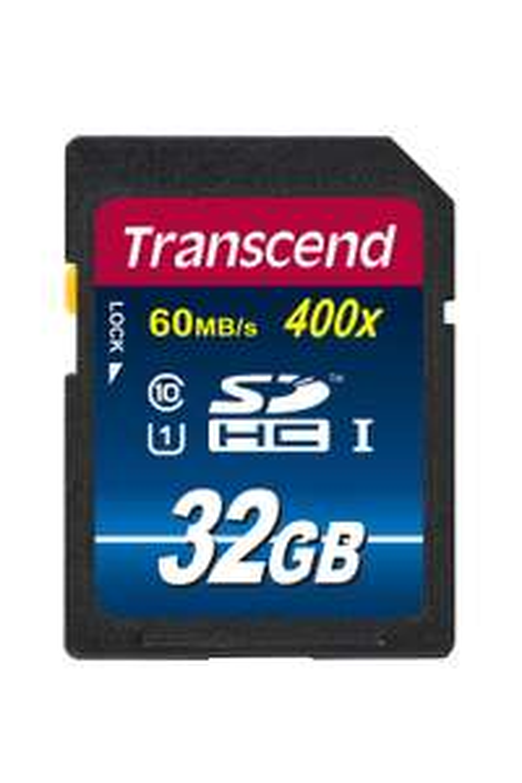 [@DC] Transcend TS32GSDU1 Class 10 UHS-I Premium SDHC 32GB Speicherkarte (300x) [+3% Shoop]