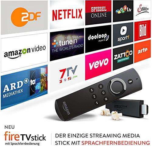 [Amazon.de Herbstangebote Tagesdeal] Amazon Fire TV Stick mit Sprachfernbedienung - Zertifiziert und Generalüberholt - für 34,99€ inkl. VSK