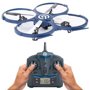 (ebay wow) NINETEC Spaceship9 HD Video Kamera RC Drohne Quadrocopter Ufo 2.0 MP 1280x720