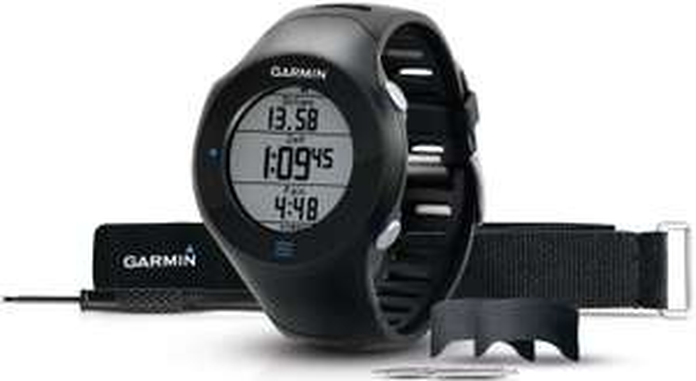 Garmin Forerunner 610 HR für 129,99€ - Laufuhr Geschwindigkeits-/Streckenmessung, inkl. Herzfrequenz-Brustsgurt