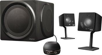 Creative GigaWorks T3 (2.1 Lautsprechersystem 80 Watt) für 99,99 € (Idealo: 198€) > [creative.com]