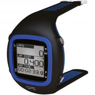 (Redcoon) Telefunken GPS Sportuhr - blau (mit Herzfrequenzmessung inkl. Brustgurt) für € 50,00
