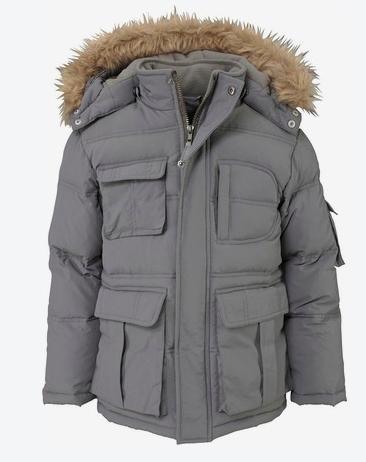 20% Rabatt auf Kindermode bei [AboutYou] MBW 50€, auch auf Sale, z.B. Colors for Life Winterjacke für 48€