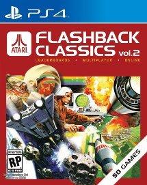 (Amazon.com) Atari Flashback Classics: Volume mit 50 Spielen (PS4/Xbox One) für 24€