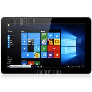 Cube iWork11 Ultrabook Tablet PC - Windows + Android - 4GB RAM 10,6 FHD IPS Display - Intel Cherry Trail Z8300 [Gearbest]