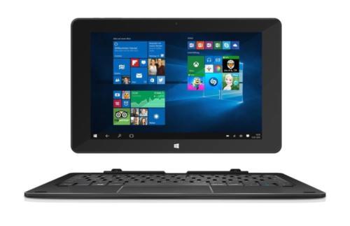 Trekstor Surftab Duo W1 (10,1 FHD IPS Touch, Intel® Atom™ x5-Z8300, 2GB RAM, 32GB intern, microHDMI + USB 3.0 + microSD, Digitizer-Funktion, 7500 mAh, Windows 10) + Tastaturdock für 129,90€ [gebraucht - sehr gut] [Ebay]