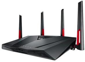 Asus RT-AC88U für 279€ - AC3100 Router mit USB 3.0 und 8x GB-LAN