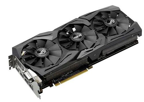 ASUS GeForce STRIX GTX 1080 A8G Grafikkarte für 688,45€ @ Allyouneed (Alternate)