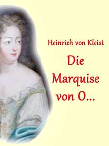 Kindle:Die Marquise von O.