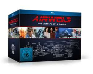 (Amazon) Airwolf – Die Komplette Serie [Blu-ray] für 68,97€