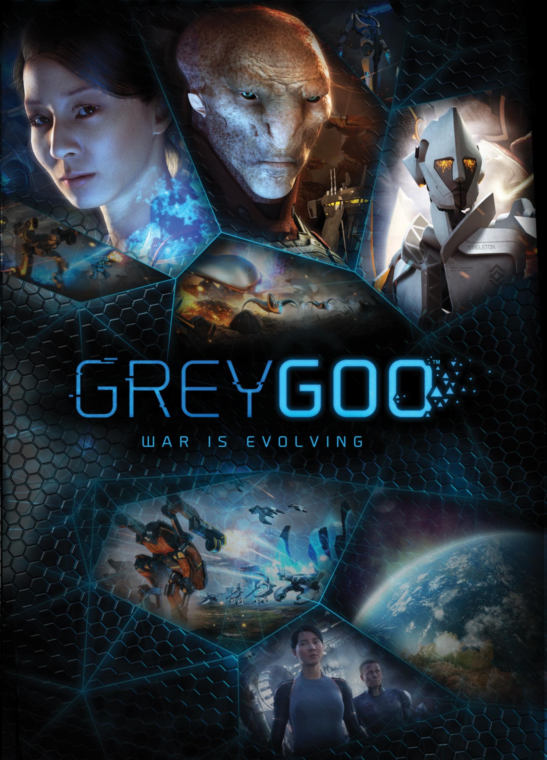 Grey Goo Definitive Edition 3,9€ [Steam / Ähnlich C&C/StarCraft 2]