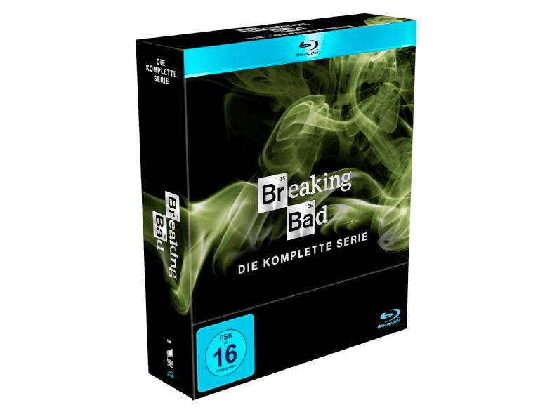 Breaking Bad - Die komplette Serie [Blu-ray] für 49€, einzelne Staffeln für 11€ oder Western Digital MyPassport X 2TB für 79€