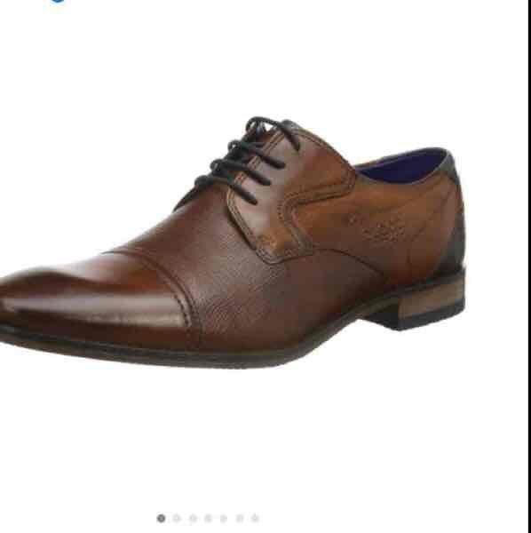 Bugatti 312105061100 Braune Schuhe statt 89,95€ für 71,60€