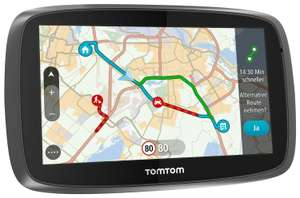 AMAZON.DE TOMTOM GO 5100 WORLD - 20% UNTER IDEALO