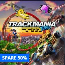 [PSN] Trackmania Turbo -50% 19,99€