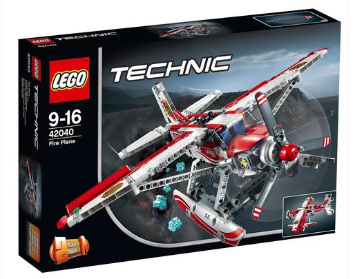 10€ Rabatt ab 30€ MBW bei [Jako-O] z.B. Lego Technic 42040 Löschflugzeug für 35,54€ inkl. VSK statt ca. 43€