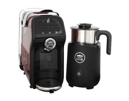 Lavazza LM6000 A Modo Mio Magia für 55€ bei Allyouneed - Kaffeeautomat mit Milchaufschäumer und 12 Kapseln