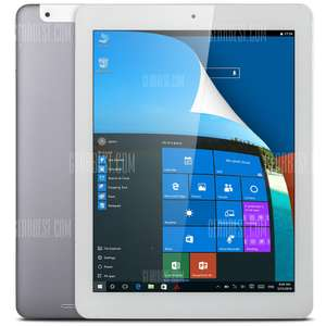"Teclast X98 Plus II Tablet PC Grau 9,7"" Android 5.1/Windows 10 Intel Cherry Trail Z8300 64bit Quad Core 4GB RAM [Gearbest]"