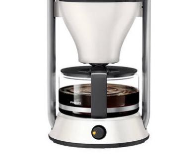 Philips Kaffeefiltermaschine HD5407/10 für 72€ @ Galeria Kaufhof (idealo 92€)
