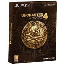 (TGC) Uncharted 4: A Thiefs End - Special Edition (PS4) für 37,20€