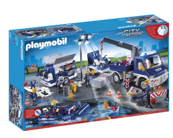 Playmobil City Action THW Großeinsatz (5097) für 72€ bei [GALERIA Kaufhof]