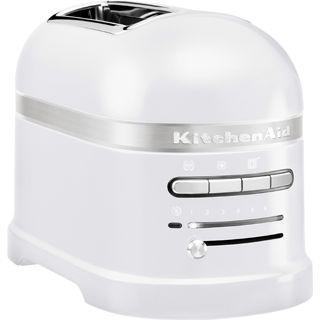 [lokal Landshut] Kitchenaid 5KMT2204EFP Artisan -Toaster Frosted Pearl für 120€ @ Media Markt