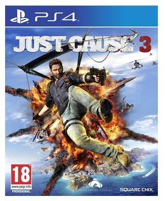 (Base.com) Just Cause 3 (PS4) für 22,44€