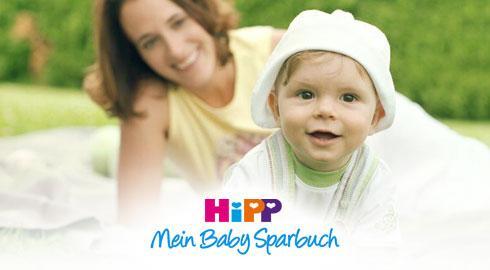 20€ Geschenkt HIPP Baby Sparbuch (klassisches Sparbuch bei der Commerzbank)