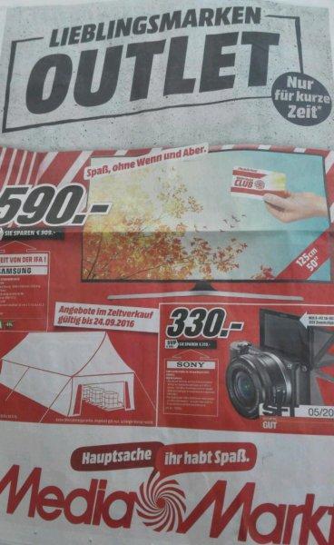 """[Lokal] Ulm/Delmenhorst MediaMarkt Outlet z.B. LG OLED 55"""" 1490€ statt UVP 2999€"""