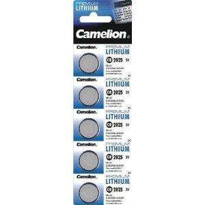 CR2025 5 Stück Camelion Knopfzellen für 1,45€ inkl Versand über @amazon.de
