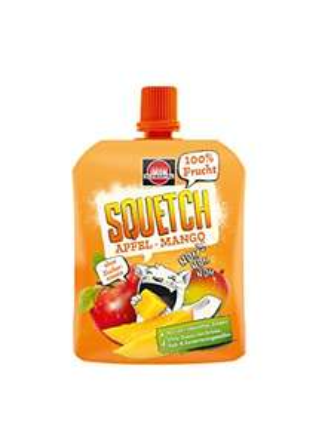 12x Squetch Beutel Apfel-Mango für 7,35€ mit [Amazon Prime]