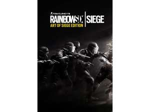 [Mediamarkt Outlet] Tom Clancys Rainbow Six: Siege - Art of Siege Edition (Xbox One)  für 35,-€ Bei Abholung