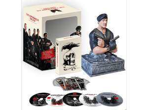 [Mediamarkt Outlet] The Expendables Trilogy (Limited Collectorx27s Edition) [Blu-ray] für 65,-€ bei Abholung