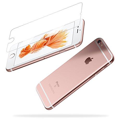 """[Kostenlos]Displayschutzfolie für iPhone 6 (4,7"""") - Premium Panzerglas"""