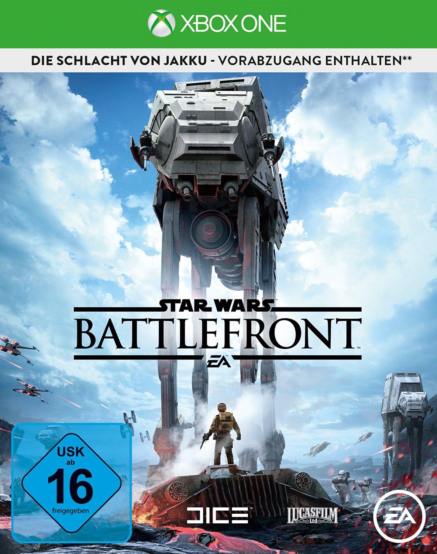 Star Wars: Battlefront - Day One Edition (Xbox One) für 10€ [Amazon Prime]