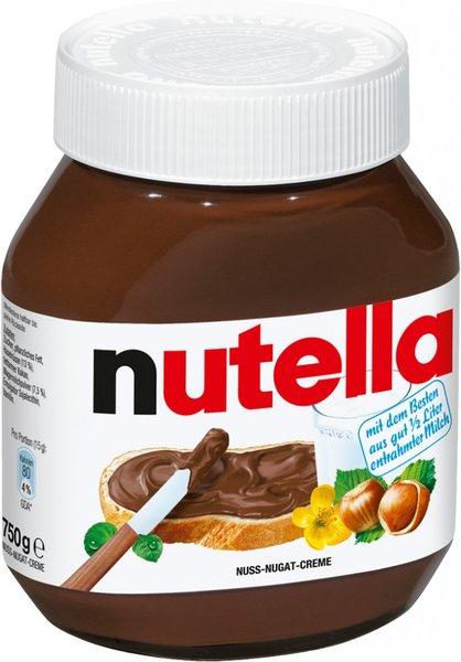 (amazon.de pantry nur heute) nutella 450g (max. 4 Stück pro Person)